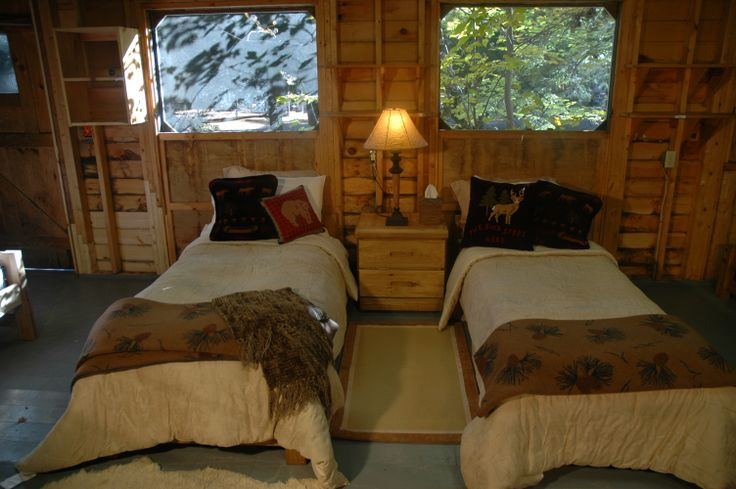 Inside a cabin at Reveille Home decor, Decor, Home