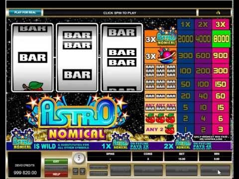 Astronomical Online Slot