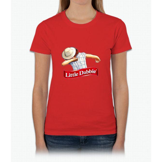 little dabbie Womens T-Shirt