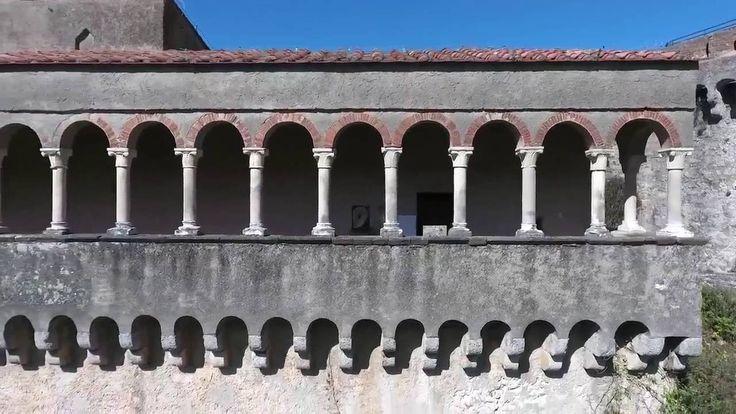 Un Castello come non lo avete mai visto! Spino Fiorito 2016 girato da Zi...