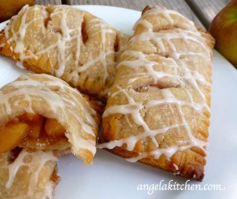 Gluten & Dairy Free Apple Hand Pies
