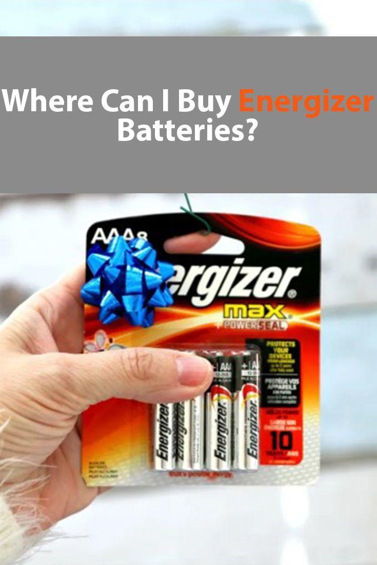 Battery Hack Energizer Battery Battery Hacks Energizer