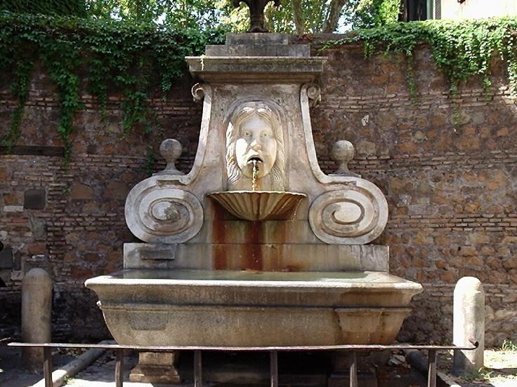 Fontana di via Giulia - Roma