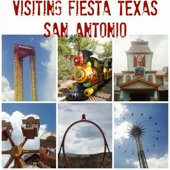 Fiesta Texas San Antonio fun
