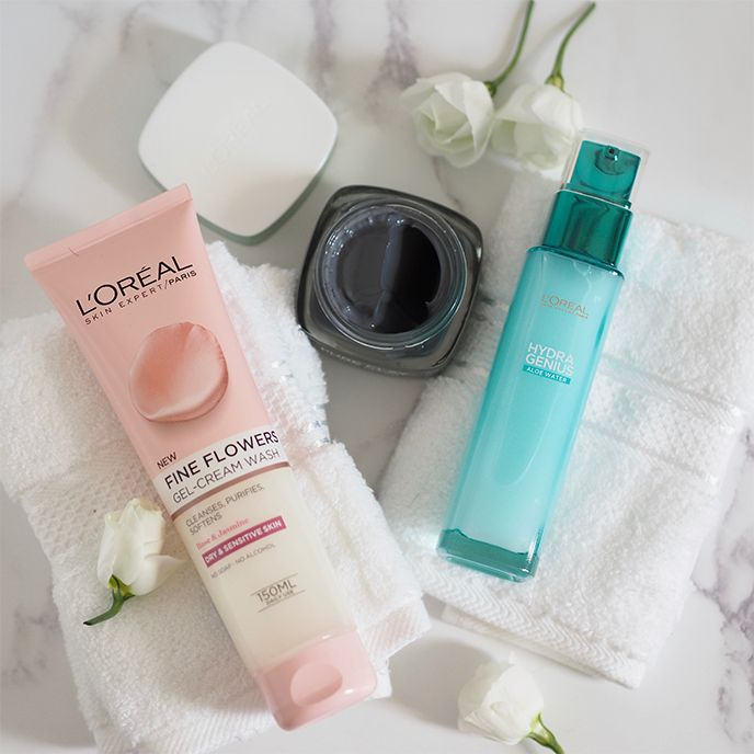 Your best make-up starts with the perfect base. Discover Fine Flowers Cleansing, Pure Clay Masks + Hydra Genius Liquid Moisturiser. A simple 3-step skincare routine for perfectly prepped skin. 1.2.3. Prep Skin. Make-up Win!