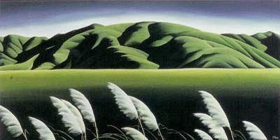 Toe Toe Canterbury by Diana Adams for Sale - New Zealand Art Prints