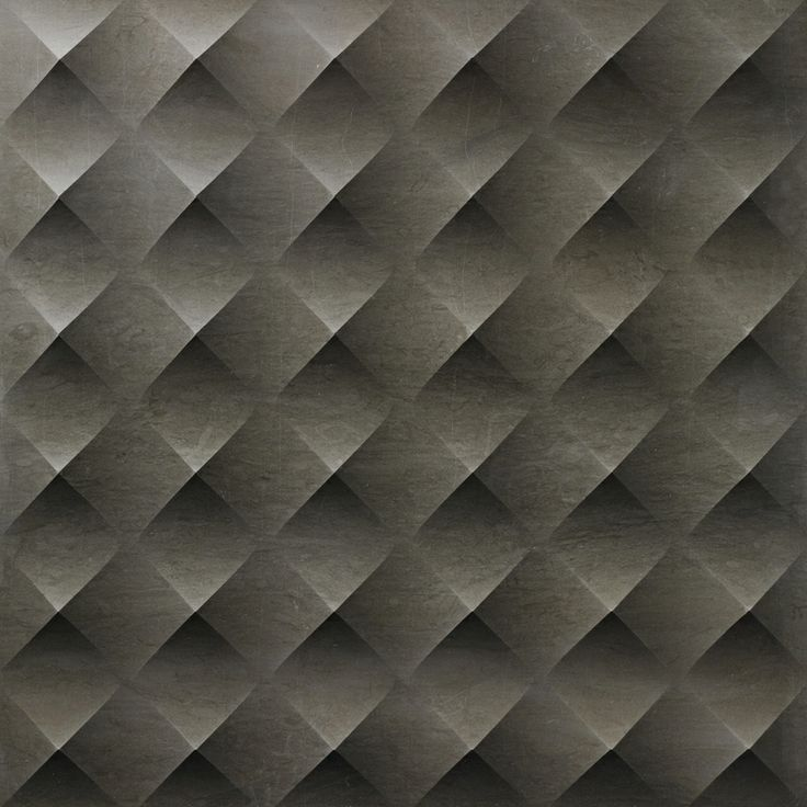 Natural stone 3D Wall Panel GEMMA - LITHOS DESIGN