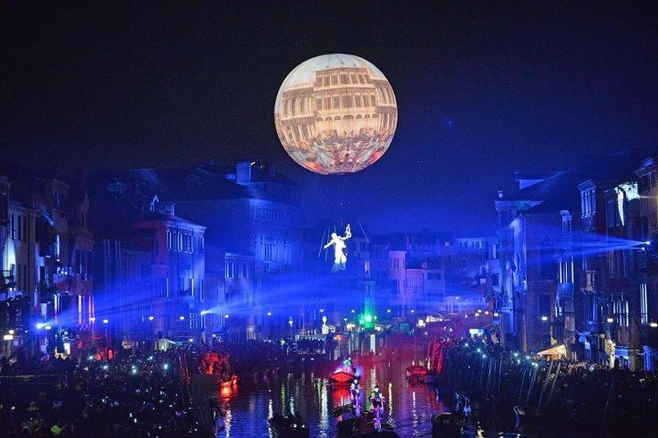 Carnaval van Venetië spectaculair van start gegaan - Het Nieuwsblad: http://www.nieuwsblad.be/cnt/dmf20160125_02088305