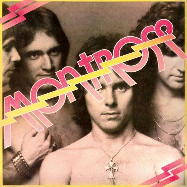 MONTROSE...where The Red Rocker got his start...Rock Candy and Bad Motor Scooter were great tunes!