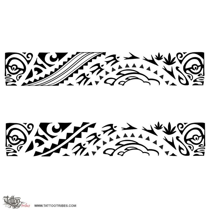 Tatuaggio di Ki taurangi, Promessa tattoo - TattooTribes.com