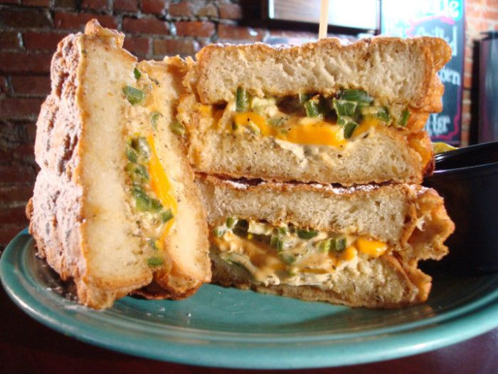 """With an array of specialty sandwiches and several shop locations in Columbus and Cleveland, this sandwich joint has made quite an impression on locals. The Melt Bar and Grill won """"Best Sandwich of 2015"""" in both the Columbus Alive Magazine and Cleveland Scene Magazine."""