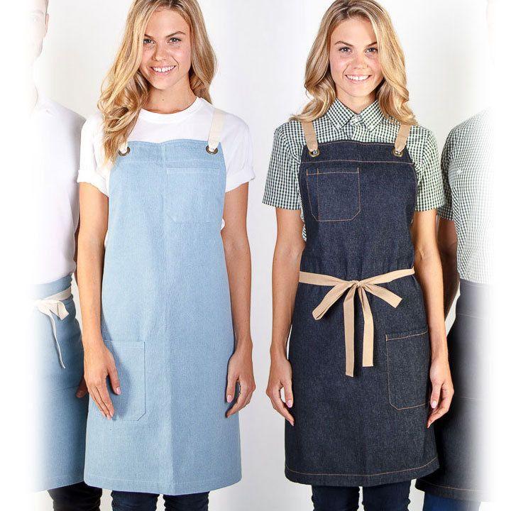 Blank Clothing - LATTE | contrast strap denim apron | full bib, $30.89 (http://www.blankclothing.com.au/latte-contrast-strap-denim-apron-full-bib/)