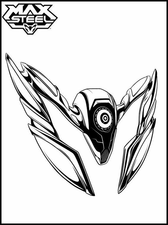 Max Steel 35 Dibujos Faciles Para Dibujar Para Ninos Colorear Dibujos Faciles Para Dibujar Max Steel Dibujos
