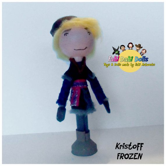 Hey, I found this really awesome Etsy listing at https://www.etsy.com/listing/217288977/kristoff-frozen-peg-doll-from-fabi-dabi