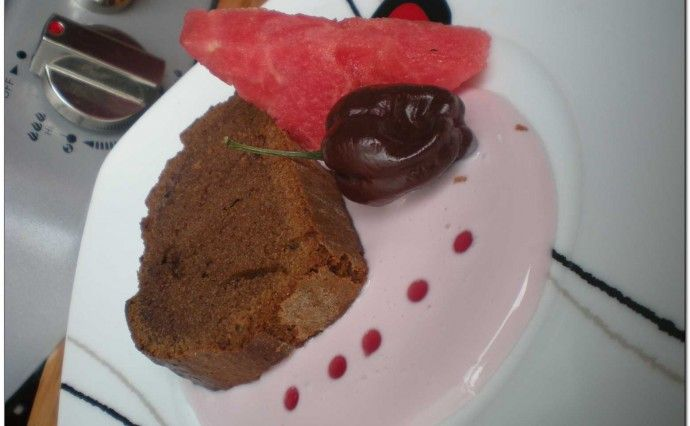 Spicy Brown Cake