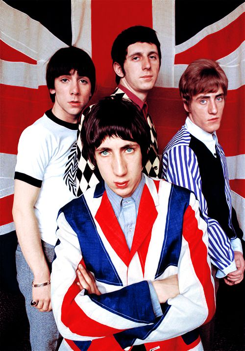The Who ...My Generation......(Source: utabay, via thecolourfulpast) - repinned by www.cooganlondon.com