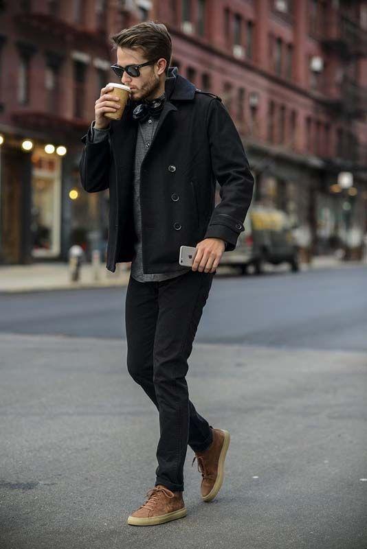 Street style NY. (Fuente imagen: Pinterest).