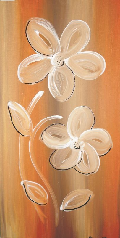 easy canvas painting ideas                                                                                                                                                                                 More
