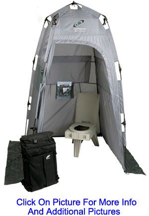 Camping toilets...yes please, just for my behind ;)