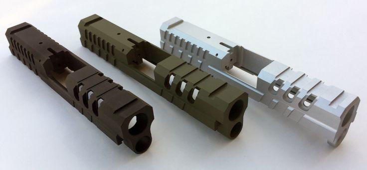 Springfield Aftermarket Billet Slides | Design Dynamic Tactical