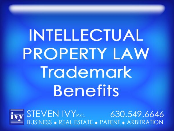 BENEFITS OF TRADEMARKS -- Trademarks rights are limited to two categories: goods and services. Goods and services, in turn, are divided into trademark classes. If you are applying for a trademark, you must define which specific class of goods or services your product fits into. Typically, to obtain a trademark you must be the first person to use such a mark in your class. This trademark will give you the right to prevent others, in the same class, from using the same (or similar) trademark.