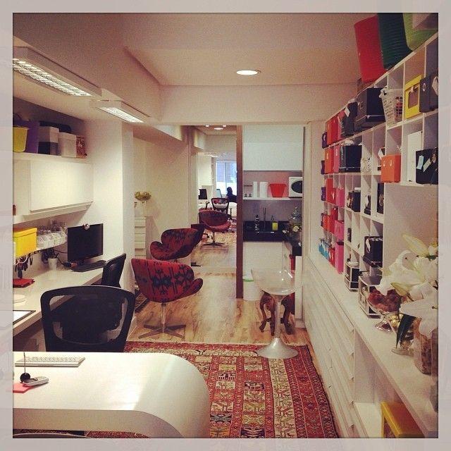 Novo ateliê e showroom Flavia Baldi!