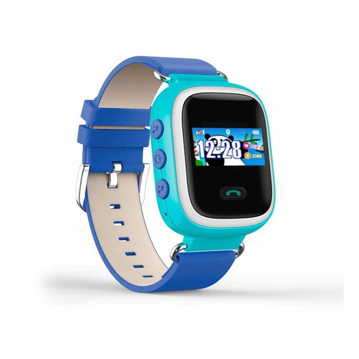 Mini Kinder gps uhr Q60B GPS tracker smart smart armband uhr für kinder smartwatch app für iphone ios android samsung handys //Price: $US $34.19 & FREE Shipping //     #smartuhren