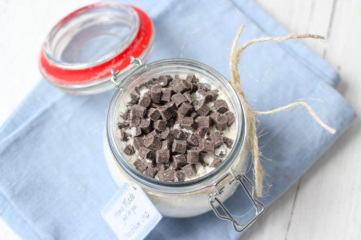 Recept Zelf een koekjesmix maken