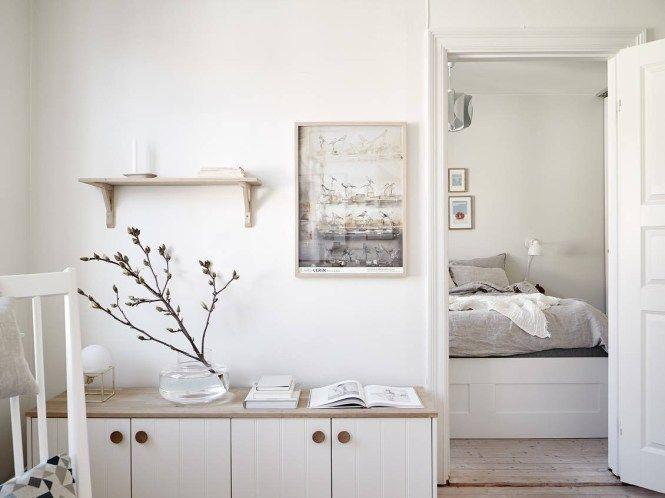 Blanco Roto O Natural Para Las Paredes Delikatissen Tonos De Blanco Decoracion Salon Pared Interiores