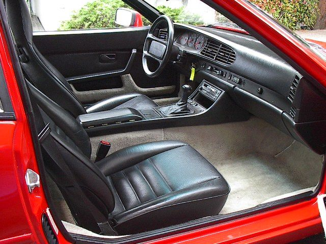 47 best images about porsche on pinterest porsche 928 for Porsche 944 interieur