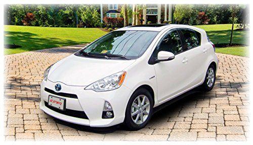 CC Car Worx WV12PCTF TapeOn Window Visor Rain Guard Deflectors to fit Toyota Prius C 2012 13 14 15 16 -- Want to know more, click on the image.