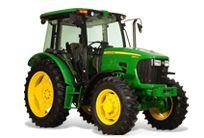 Tractor 5E de JohnDeere