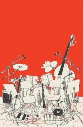 Cochran, Josh : Graphic Design, Illustration | The Red List