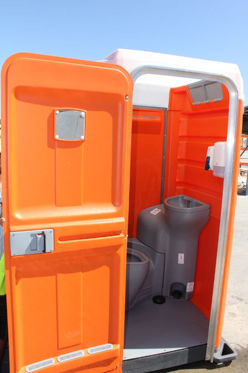 For those that like a littler luxury, we have a fleet of five Star portable function toilets! Visit our website to find out more about their features.