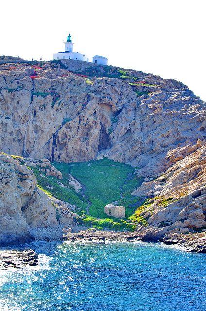 L'Île Rousse, Haute Corse, France