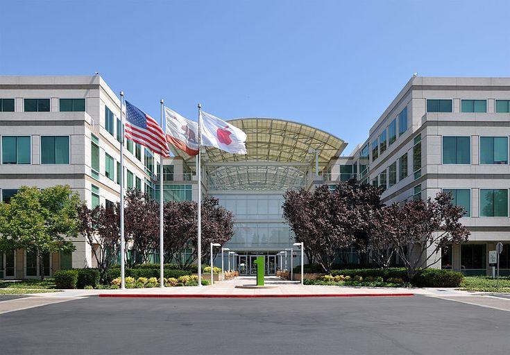 Cuartel general de Apple en Cupertino. (Foto: Joe Ravi, license CC-BY-SA 3.0)