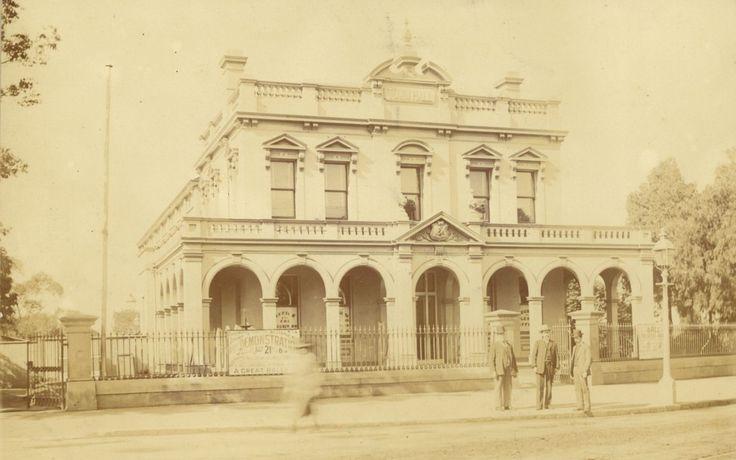 The Parramatta Town Hall – Centenary Square. Parramatta History