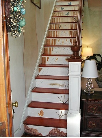 Best 101 Best Images About Decorated Stairs On Pinterest 400 x 300