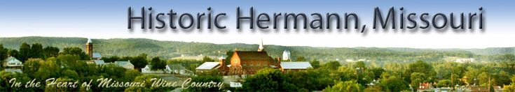 Hermannhof Winery.. located in Hermann , Missouri. Small German town..friendly people..Excellent wines and food.