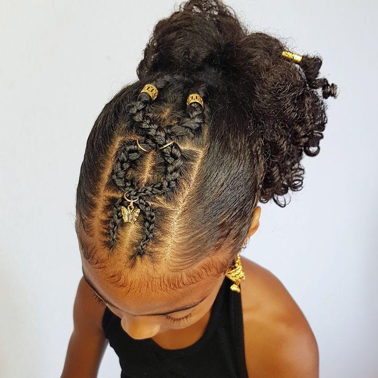 Best 25+ Little girl updo ideas on Pinterest | Braids for ...