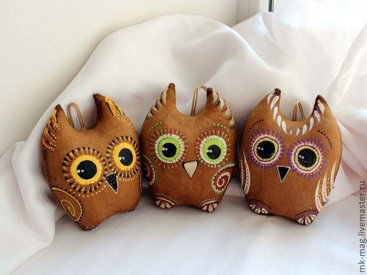 Купить Совушка - коричневый, кофе, ароматные игрушки, сова, совушка, подарок, подарок на любой случай