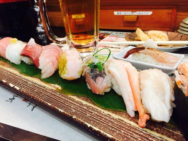 回転寿司超激戦区!宇宙一回転寿司屋が多い「石川県」で本当に旨い店5選   RETRIP