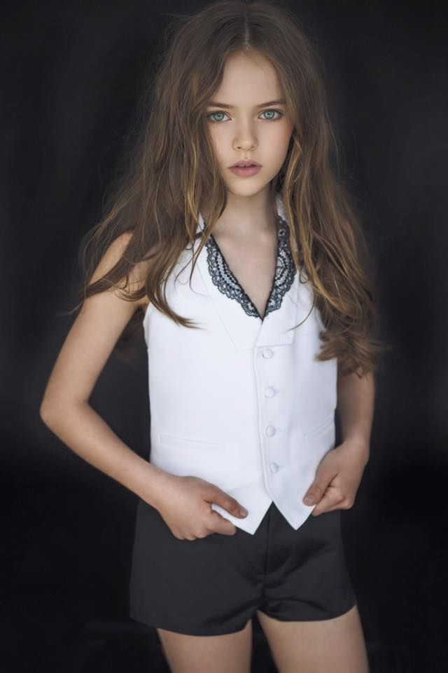"""""""Kristina Pimenova"""" สาวน้อยเด็กที่สวยที่สุด ได้เซ็นสัญญาเป็นนางแบบค่ายดังในอเมริกาแล้ว"""
