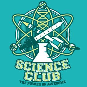 Science Club Babydoll & T-shirt