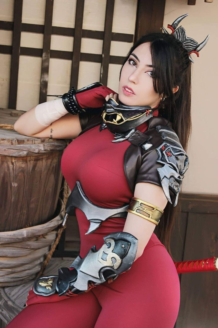 Pin de Migex90 en CosPlay | Chicas cosplay, Anime mujer ...
