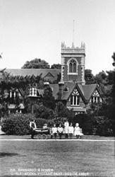Dr Barnado's Homes, Barkingside