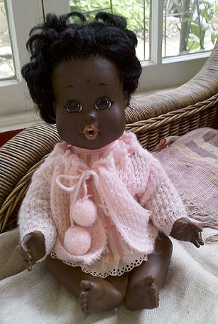 Baby Nancy Doll By Shindana An African American Toy