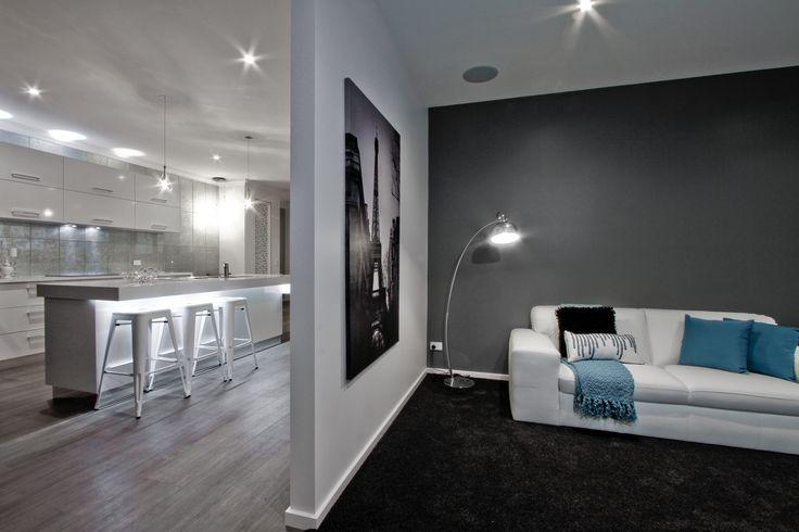 Karinga Show Home CInema Room