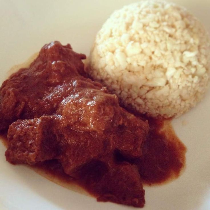 Recipe Beef Madras by Skinnymixer - Recipe of category Main dishes - meat