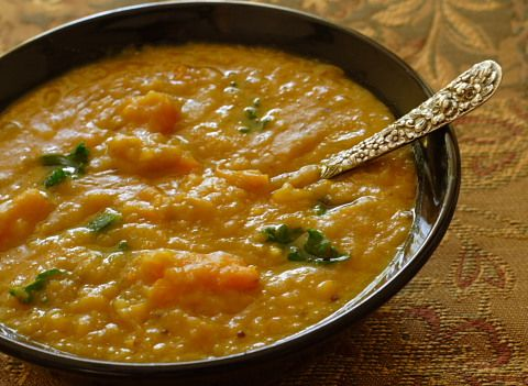 Yellow Split-Pea and Lentil Soup. Made this tonight- Delicious!!!
